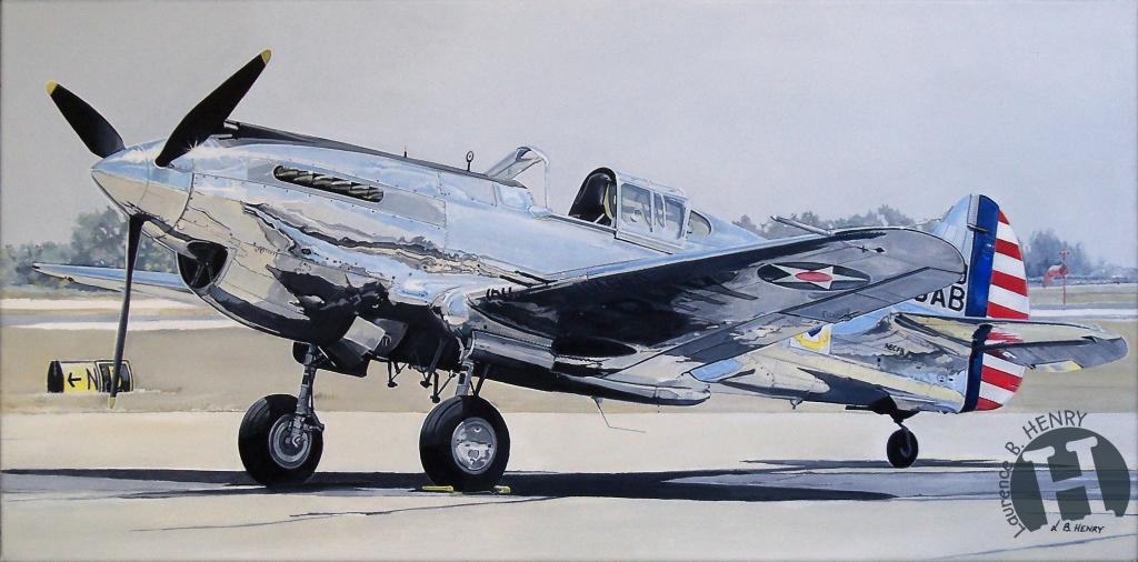 Curtiss - P 40C Warhawk   1589165769