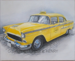 yellow cab,chevrolet,taxi,new york