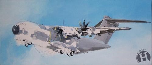 a400m,airbus,art aéronautique