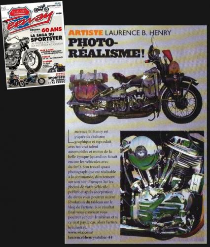 presse,auto,moto,artiste automobile