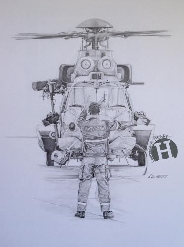 Caracal, hélicoptère,