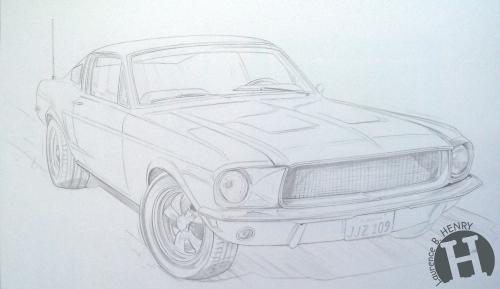 Mustang,