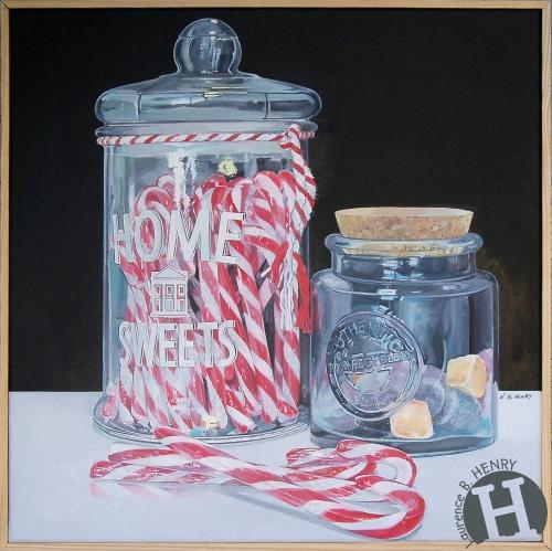 noel,art,hyperréalisme,food art