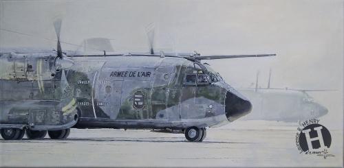 Transall, armée de l'air