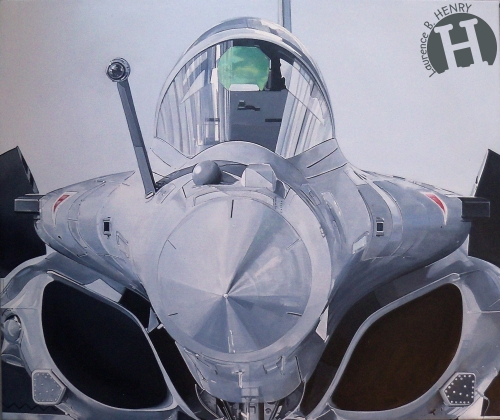 dassault,rafale,peintre de l'air,peintre officiel